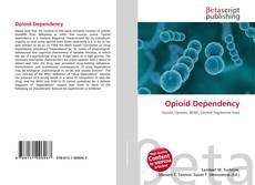 Bookcover of Opioid Dependency