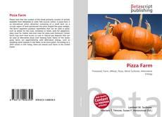 Capa do livro de Pizza Farm