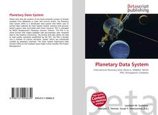 Bookcover of Planetary Data System