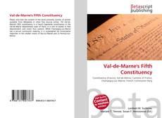 Val-de-Marne's Fifth Constituency的封面