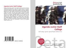 Uganda Junior Staff College的封面