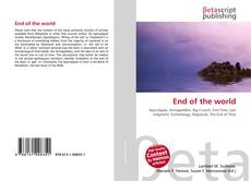 Bookcover of End of the world