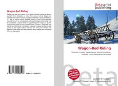 Bookcover of Wagon-Bed Riding