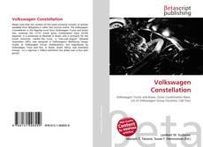 Portada del libro de Volkswagen Constellation