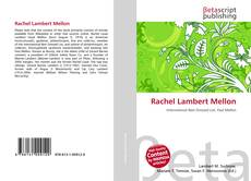 Bookcover of Rachel Lambert Mellon