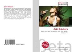 Portada del libro de Acid Drinkers