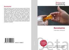Bookcover of Ranolazine