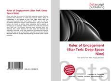 Portada del libro de Rules of Engagement (Star Trek: Deep Space Nine)