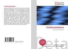 Borítókép a  Trichloroethylene - hoz