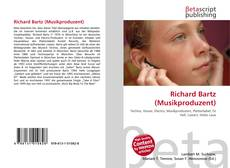 Bookcover of Richard Bartz (Musikproduzent)