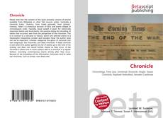 Bookcover of Chronicle