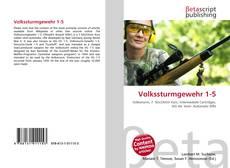 Bookcover of Volkssturmgewehr 1-5