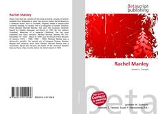 Rachel Manley kitap kapağı