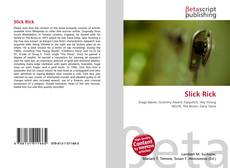 Bookcover of Slick Rick