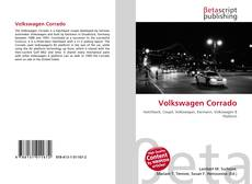 Portada del libro de Volkswagen Corrado