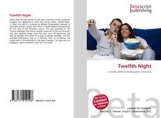 Обложка Twelfth Night