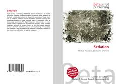Bookcover of Sedation