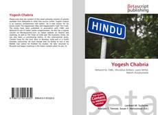 Bookcover of Yogesh Chabria