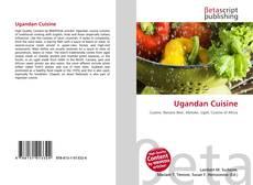 Capa do livro de Ugandan Cuisine