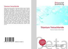 Buchcover von Titanium Tetrachloride