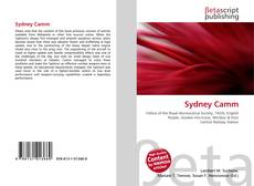 Couverture de Sydney Camm