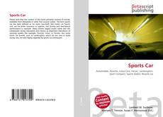 Обложка Sports Car