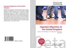 Capa do livro de Ugandan Migration to the United Kingdom