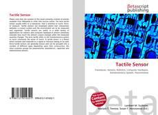 Bookcover of Tactile Sensor