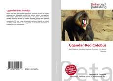 Capa do livro de Ugandan Red Colobus