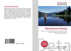 Capa do livro de Recreational Fishing