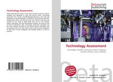 Bookcover of Technology Assessment
