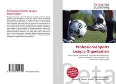 Borítókép a  Professional Sports League Organization - hoz