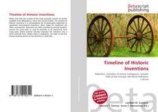 Capa do livro de Timeline of Historic Inventions
