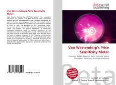 Borítókép a  Van Westendorp's Price Sensitivity Meter - hoz