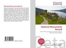 Couverture de National Monuments Record