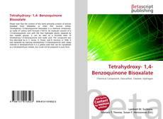 Bookcover of Tetrahydroxy- 1,4- Benzoquinone Bisoxalate