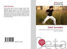 Bookcover of Zabit Samedov
