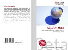 Couverture de Transition Metal