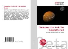 Bookcover of Obsession (Star Trek: The Original Series)