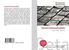 Visual Communication的封面