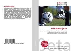 Buchcover von Rich Rodriguez