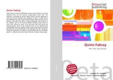 Quinn Fabray的封面