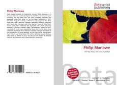 Couverture de Philip Marlowe