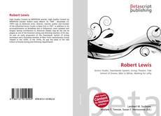 Bookcover of Robert Lewis