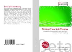 Bookcover of Simon Chau Sui-Cheong