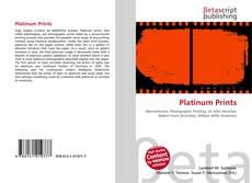 Bookcover of Platinum Prints