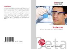Bookcover of Prolintane