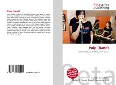 Bookcover of Pulp (band)