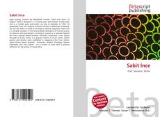 Bookcover of Sabit İnce