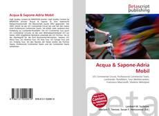 Buchcover von Acqua & Sapone-Adria Mobil